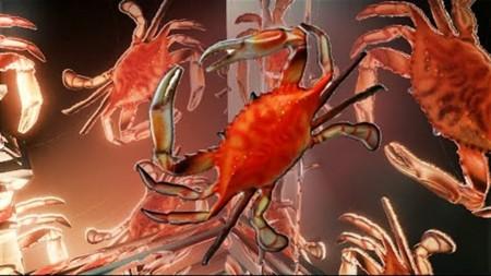 El último mod loco de Dark Souls 3 sustituye todas las texturas del juego por ¿cangrejos?