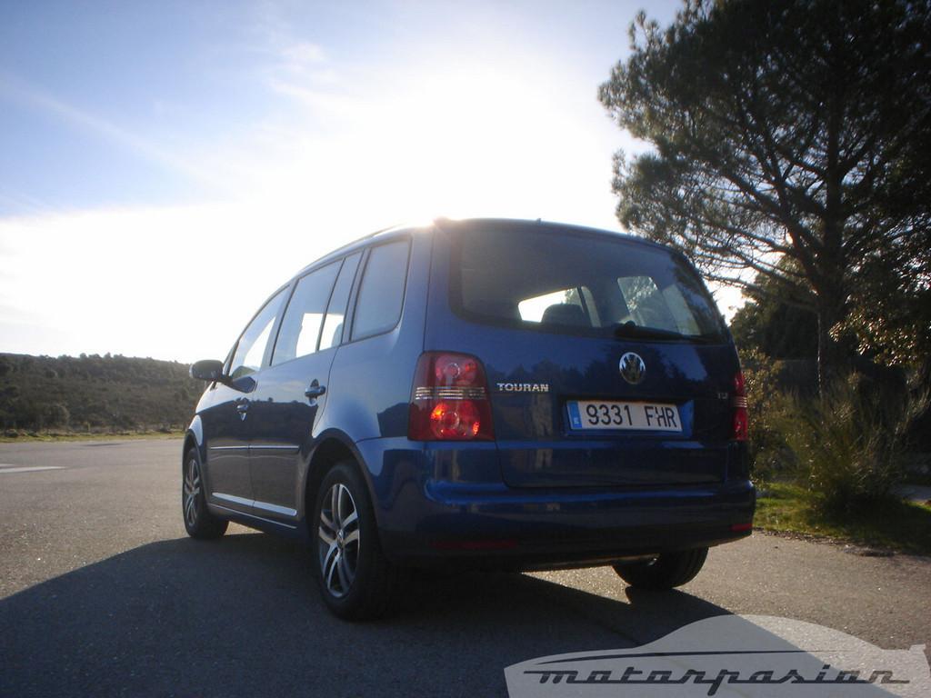 Foto de SEAT Altea XL contra Volkswagen Touran  (12/36)