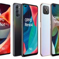 Los OPPO Reno4 Pro, Reno4 y Reno4 Z llegan a España: precio y disponibilidad oficiales