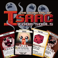 Anunciado The Binding of Isaac: Four Souls, un juego de mesa basado en el popular roguelike que ha sido financiado en una hora