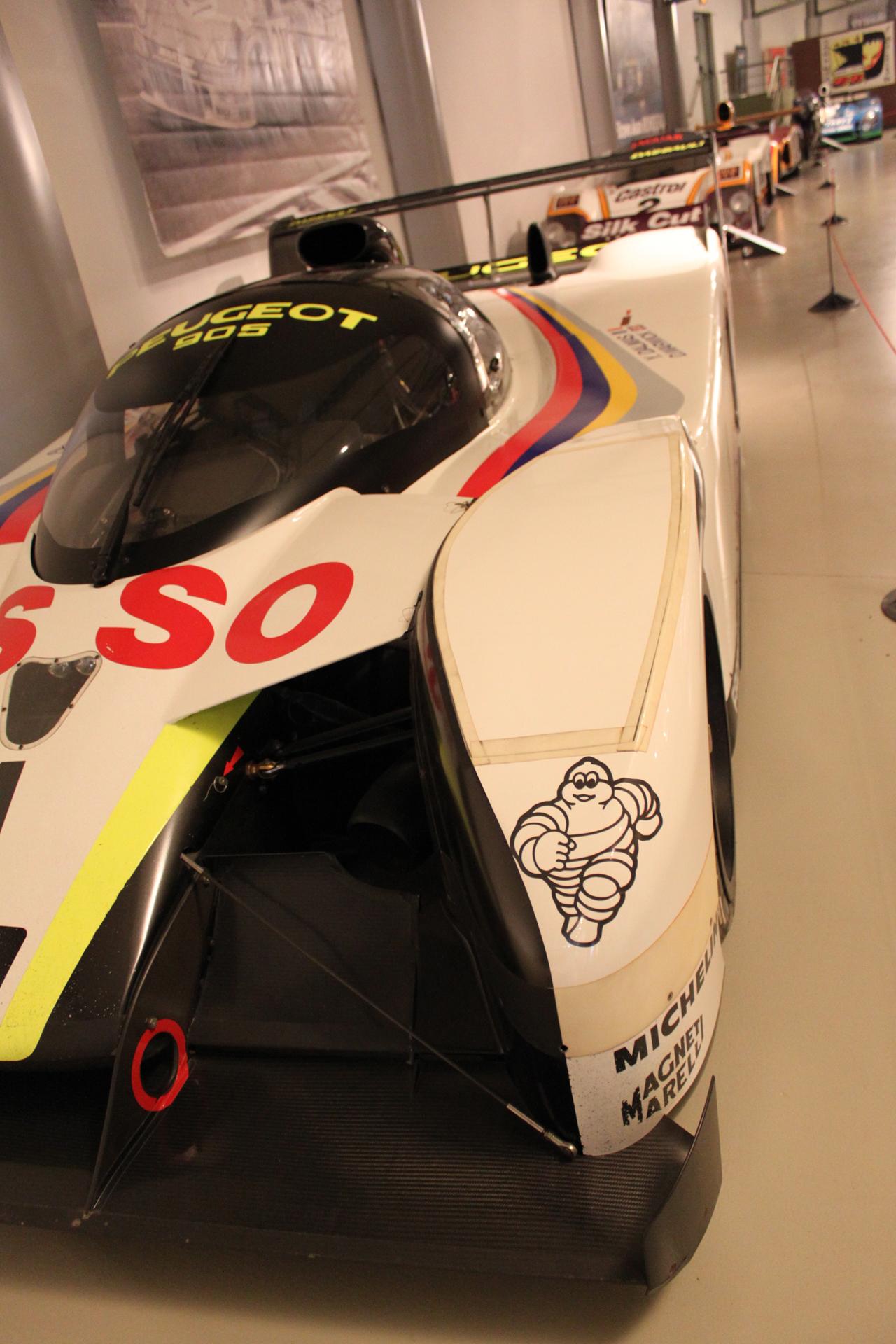 Foto de Museo 24 horas de Le Mans (233/246)