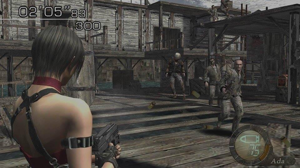 Foto de Resident Evil 4 para Xbox One y PS4 (1/9)