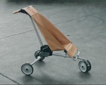 Metro Wip Stroller: el carrito ultraligero