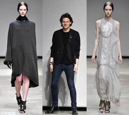 Christopher Kane en la Semana de la Moda de Londres Otoño-Invierno 2008/09