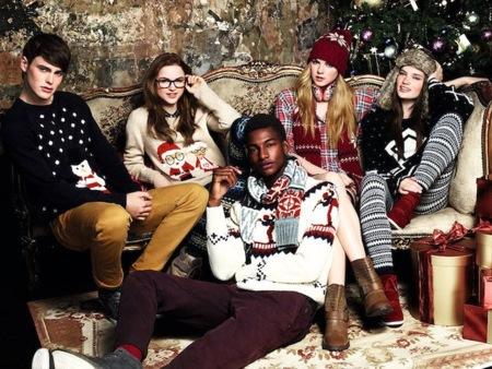Los jerséis de Navidad ya no son una horterada