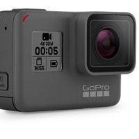 Cámara deportiva GoPro Hero 5 Black por sólo 239,99 euros y envío gratis