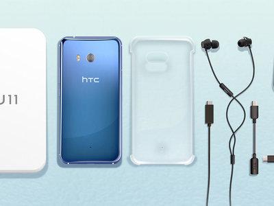 Seis cosas que me gustan y tres cosas que no me gustan del HTC U11