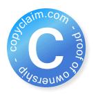 Copyclaim, protegiendo nuestros trabajos digitales con copyright