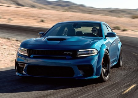 Dodge Charger Srt Hellcat Widebody 2019 18