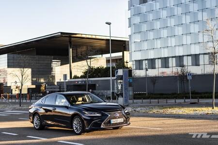 Lexus Es 300h 2021 Prueba 053