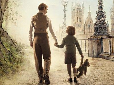Winnie the Pooh ya tiene su 'Descubriendo Nunca Jamás': tráiler del biopic 'Goodbye Christopher Robin'