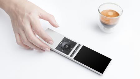 NEEO es un mando a distancia que reconoce a su dueño, por la mano