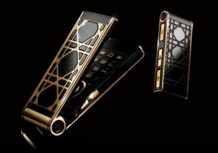 Nuevos móviles de lujo Christian Dior estas navidades