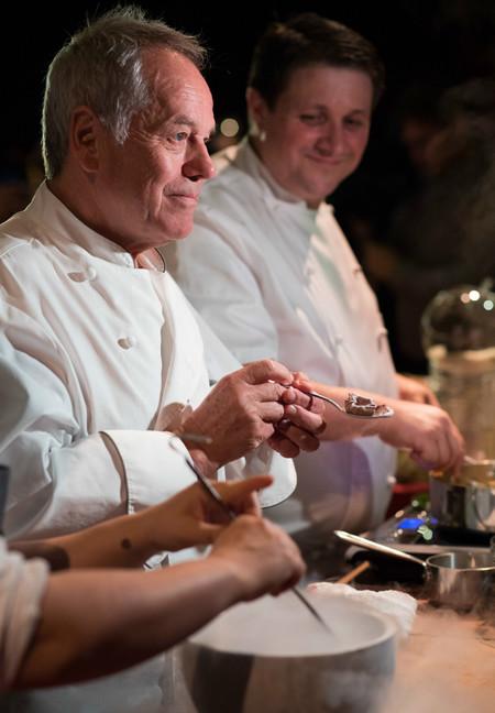 El chef Wolfgang Puck de los Óscar