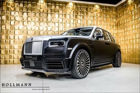 Rolls Royce Cullinan Billionaire 8
