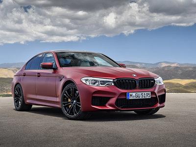 El nuevo BMW M5 First Edition ya tiene precio en España, aunque no llega hasta marzo