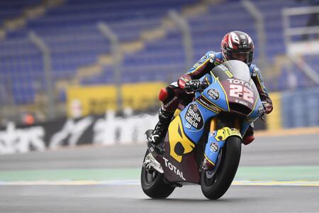 Lowes Francia Moto2 2020