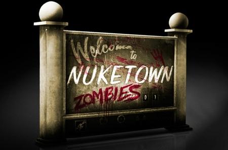 Nuketown vuelve a 'Call of Duty: Black Ops II', pero esta vez repleto de zombis