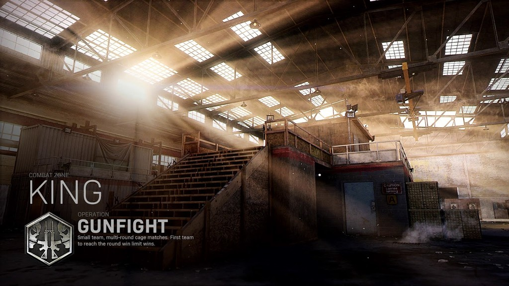 Así luce Gunfight, el nuevo modo 2v2 de Call of Duty: Modern Warfare, en una PS4 Pro a 4K