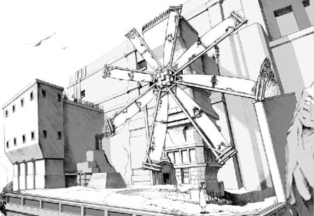 Ico Windmill