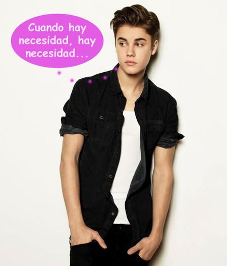 Justin Bieber amplía su catálogo de ligues: ahora rubia, modelo, camarera... ¡y casada!