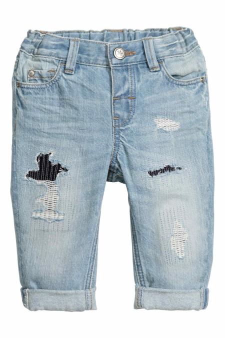 Jeans Rotos Bebe