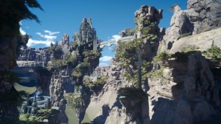 Noctis narra la belleza de los escenarios de Final Fantasy XV en un nuevo tráiler