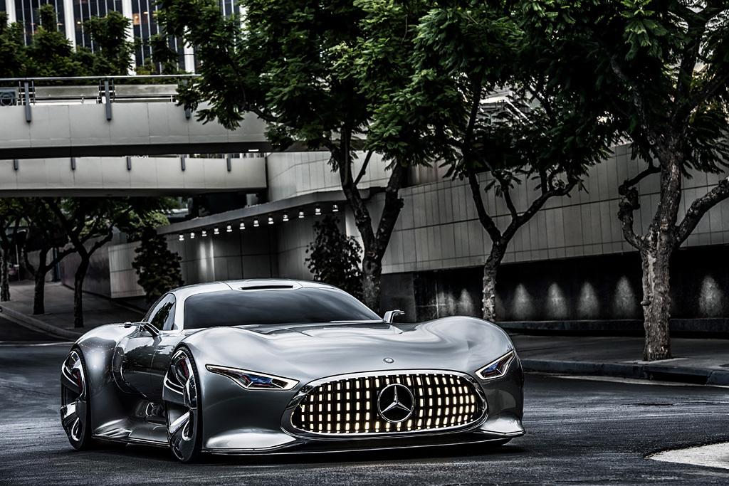 Foto de Mercedes-Benz AMG Vision Gran Turismo (19/20)