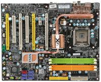 MSI P6N, placa base con X-Fi