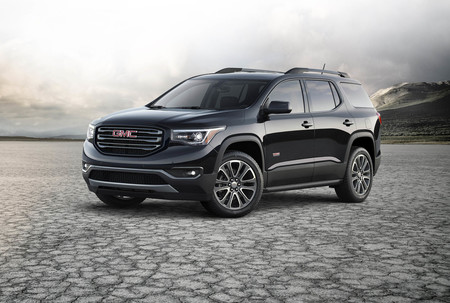 Gmc Acadia All Terrain