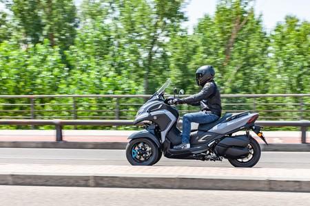 Yamaha Tricity 300 2020 Prueba 018