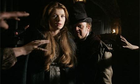 Manuel Carballo dirige el film de terror 'La posesión de Emma Evans'
