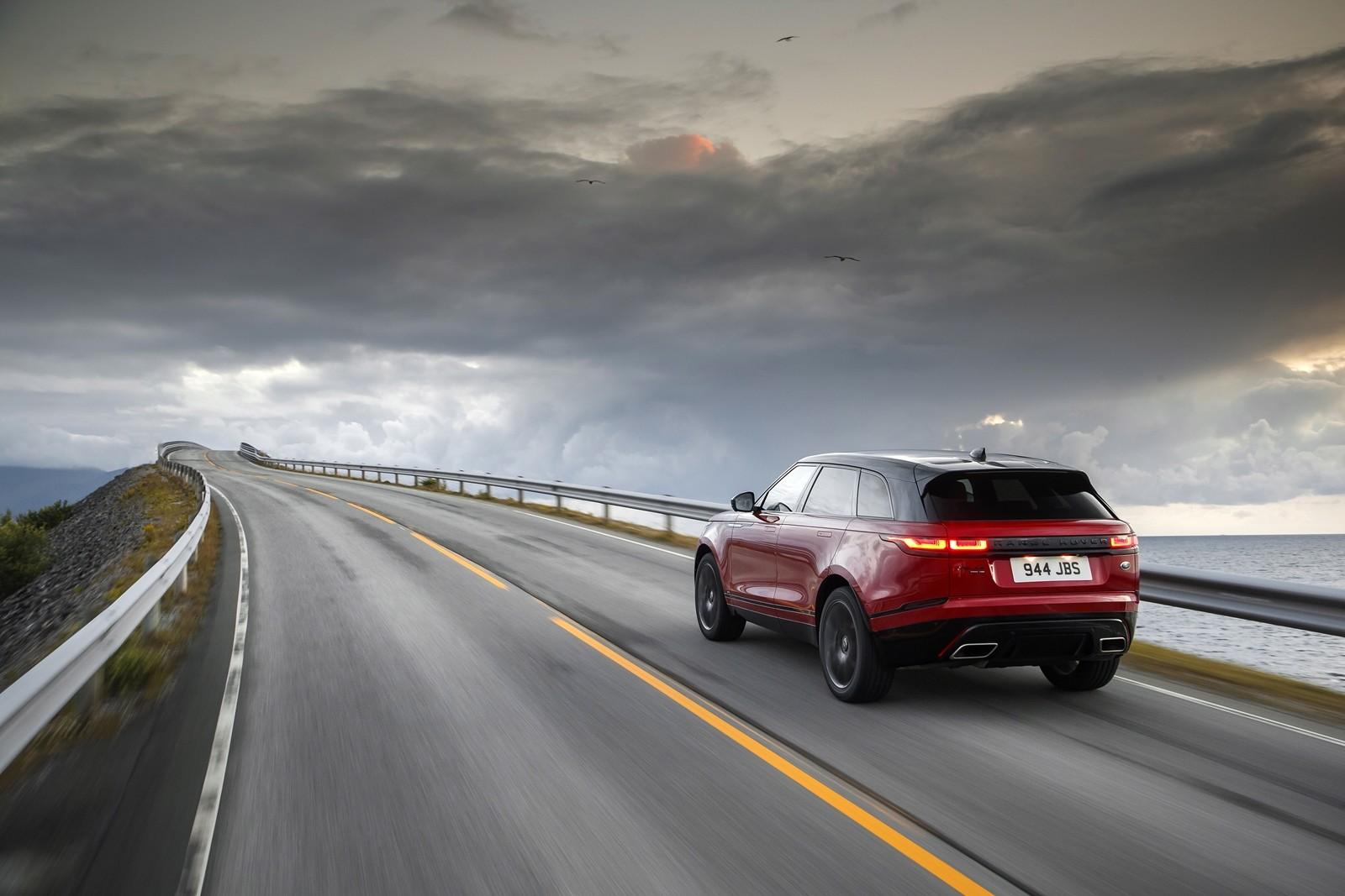 Foto de Range Rover Velar (12/31)