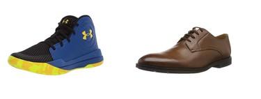 Chollos en tallas sueltas de botas, zapatos y zapatillas de marcas como Under Armour, Timberland, New Balance o Clarks en Amazon