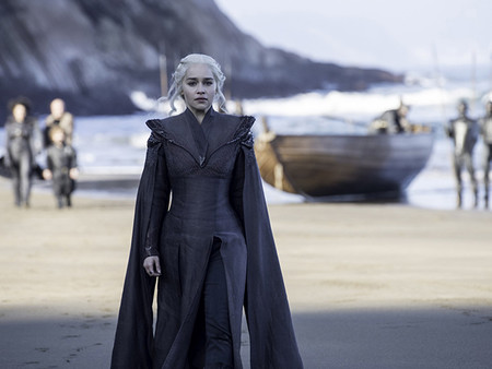 Daenerys Estilismo Temporada 7