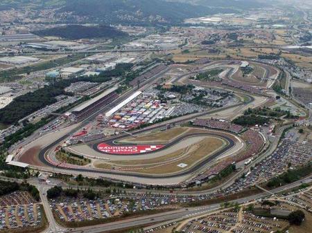 Tests de pretemporada en el Circuit de Catalunya. El programa