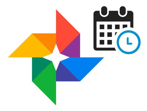 Cómo organizar fecha y hora de tus fotos en Google Photos