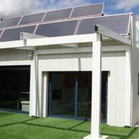 Sin recibos de agua ni de energía: así es una casa autosuficiente