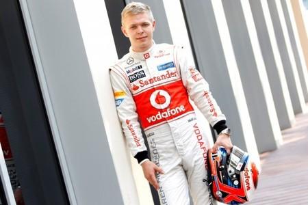 McLaren presiona para ubicar a Kevin Magnussen en Force India