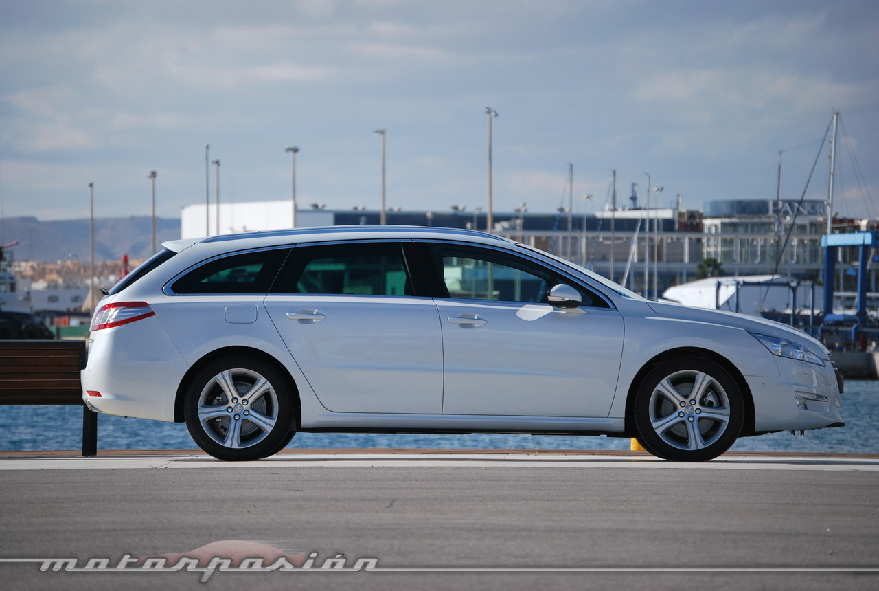 Foto de Peugeot 508 y 508 SW (presentación) (104/118)