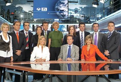 """Antena 3, sin noticias por """"problemas técnicos"""""""