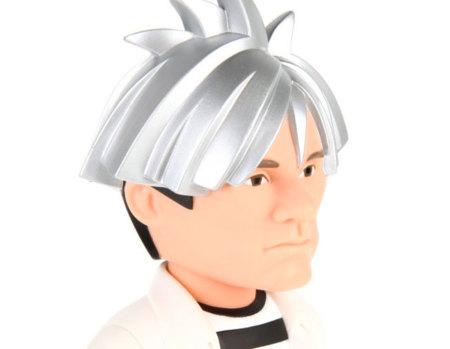 Andy Warhol tiene dos nuevas figura de Medicom Toy