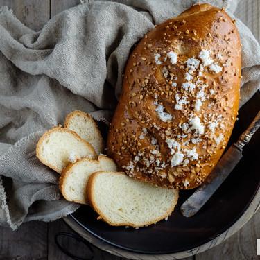 Pan dulce: receta para un desayuno muy tierno