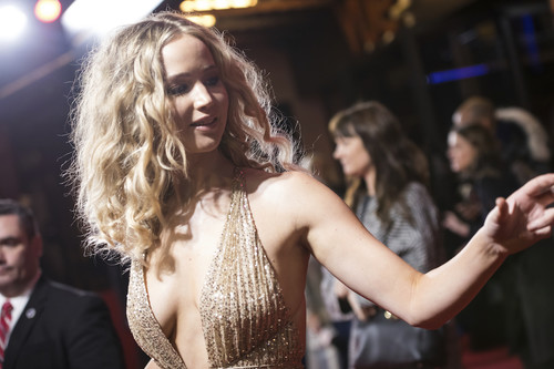 Jennifer Lawrence demuestra que es la mejor abanderada de la maison Dior
