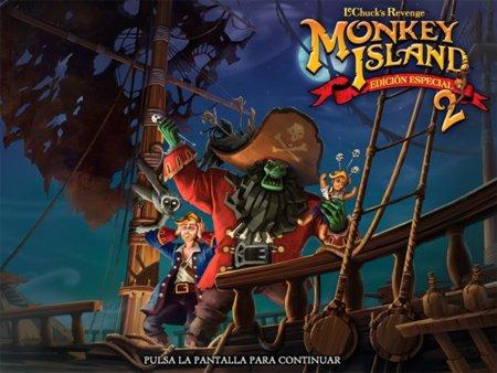 Monkey Island 2 para el iPad, si eres nostálgico ten los Kleenex cerca
