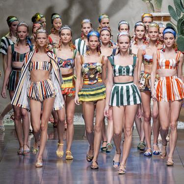 Tendencias de moda Verano 2013: la moda de baño más recatada domina las pasarelas