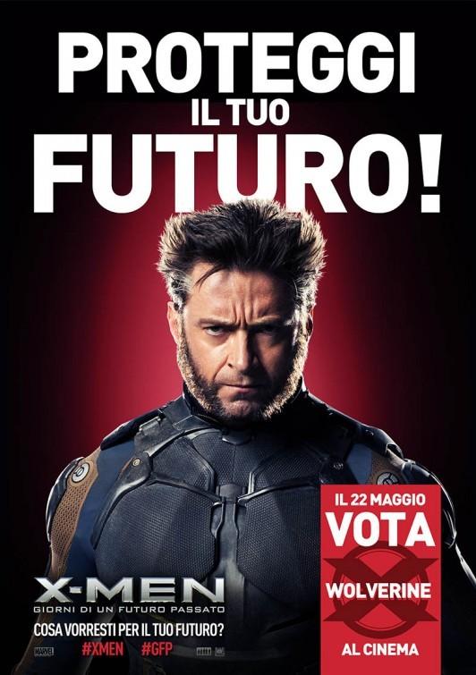 Foto de 'X-Men: Días del futuro pasado', carteles (11/21)