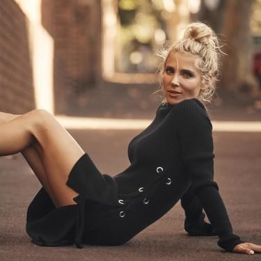 Elsa Pataky, que cada día está más guapa, protagoniza y dirige la nueva campaña de Gioseppo