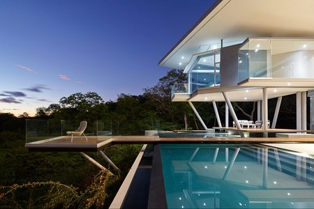 Modern House In Costa Rica With Stunning View