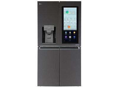 LG apuesta por la cocina conectada gracias a WebOS y Alexa con el nuevo frigorífico LG Smart InstaView